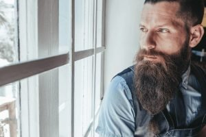 How can Length and Texture of Beard Determine the Frequency of Washing it?