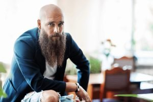 Hormones: Testosterone Booster for Beard Growth