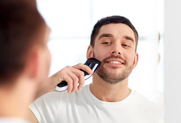 Steps to Lining up your Beard