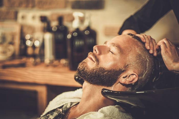 Using Beard Oil on your Hair