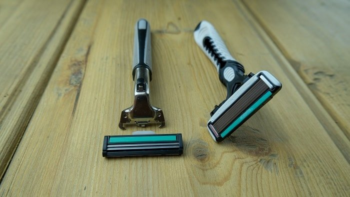 Razor for Sensitive Skin: Quality of the Handle
